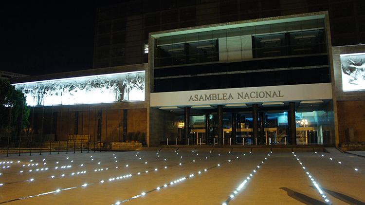 New parliament complex aguilera salvador soria office for Office design quito